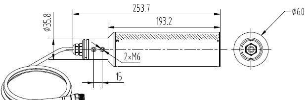 JIRS-TU-800  Digital Turbidity sensor4