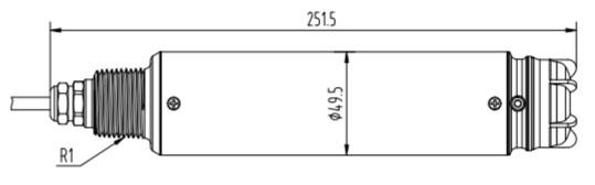 PFDO-800 Fluorescence Dissolved Oxygen Sensor Operation Manual4